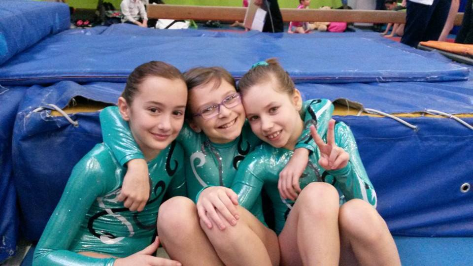 Viola, Giorgia e Martina