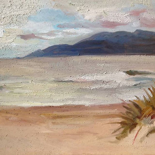 Plein air painting california workhop in landscape painting travel