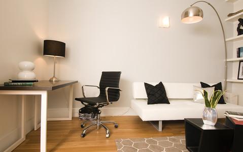Office & Living Room