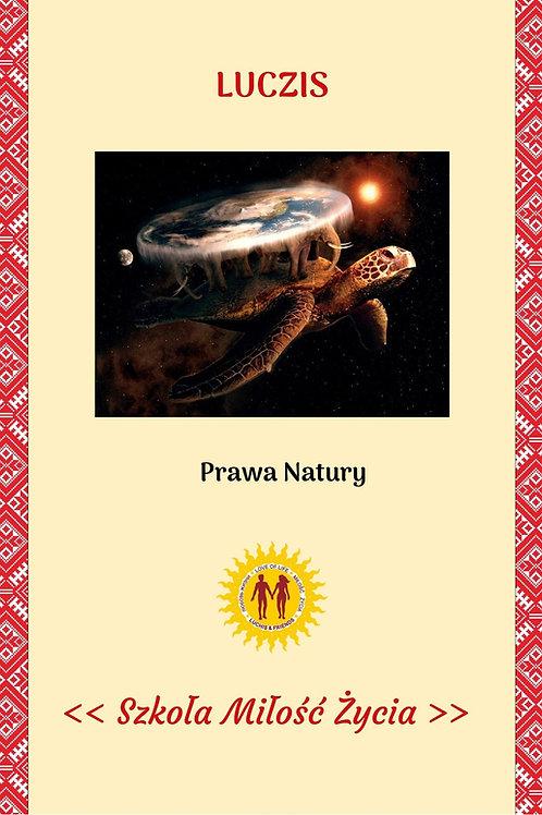Prawa Natury jako podstawa harmonijnego rozwoju duchowego