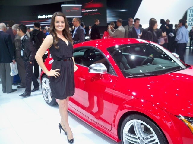 Audi Unveiling
