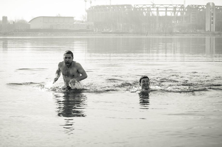 Закаливание для плавания на открытой воде. Холод, которого нет.