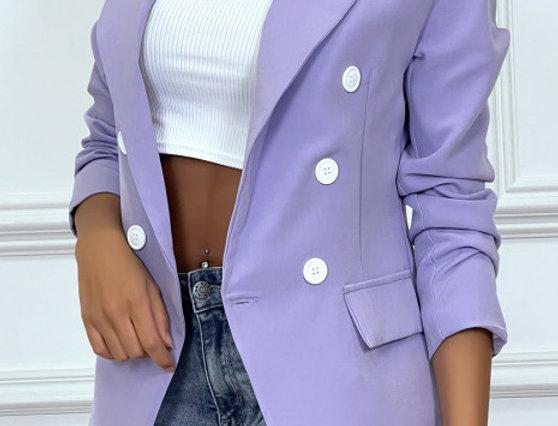 Blazer violet