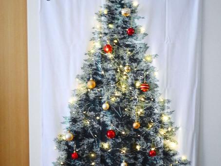クリスマスが近づいてきた!