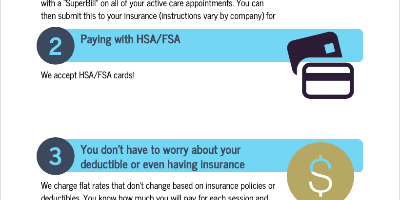 But I want to use my insurance...