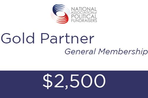 Gold Partner - General Membership