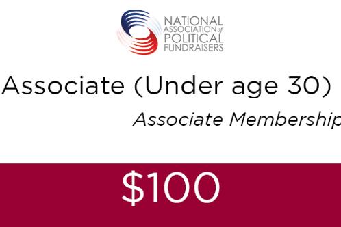 Associate Membership (Under age 30)
