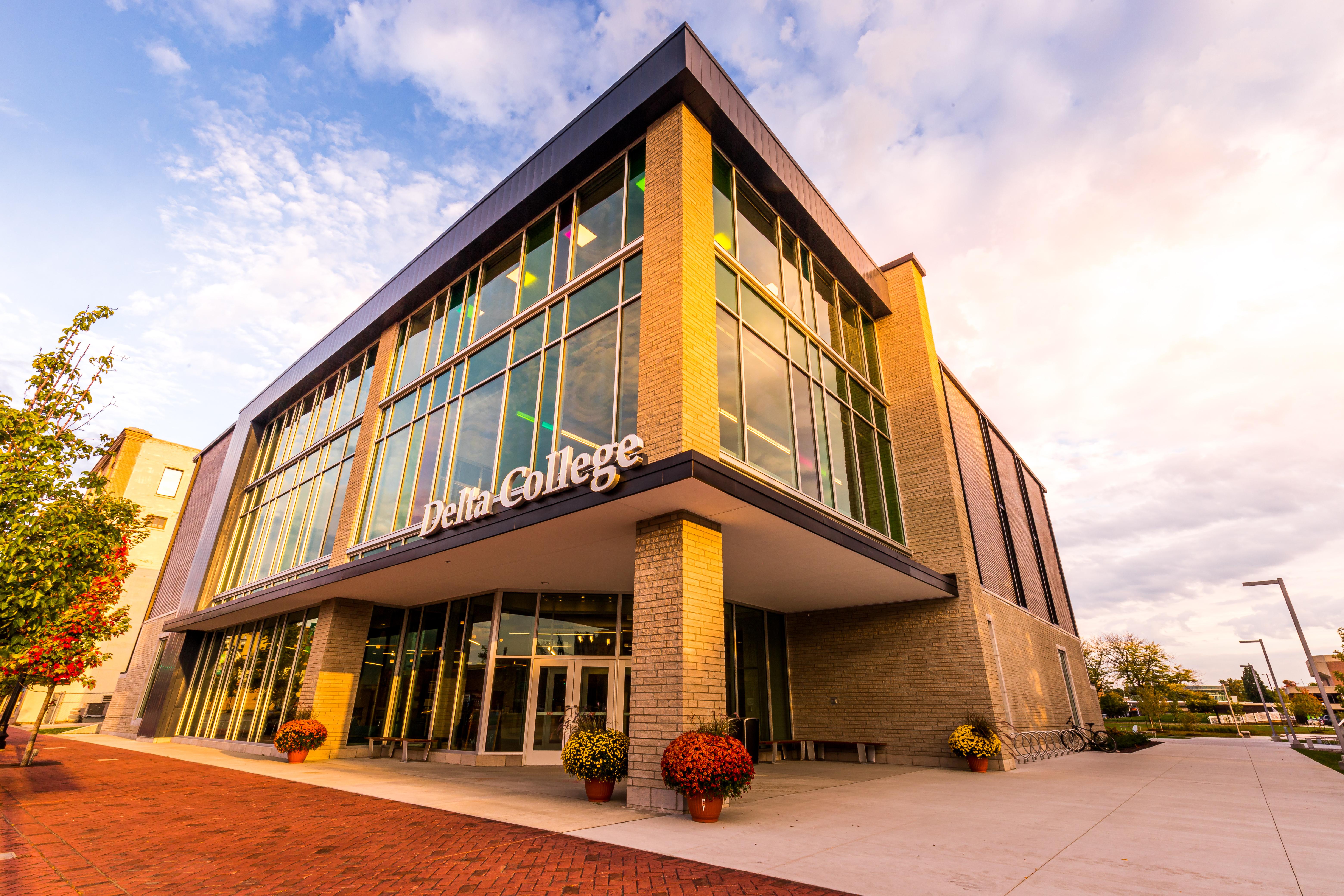 Delta College Saginaw Campus