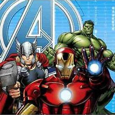 Avengers Luncheon Napkins