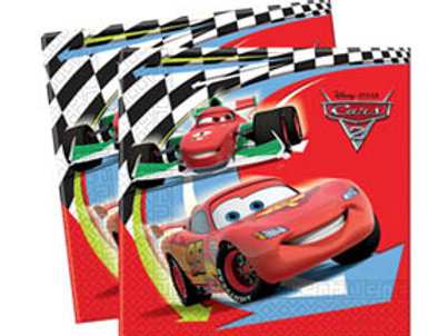 Disney Cars Luncheon Napkins