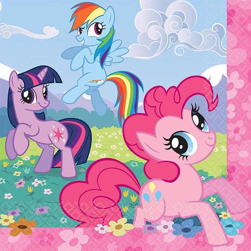 My Little Pony Luncheon Napkins