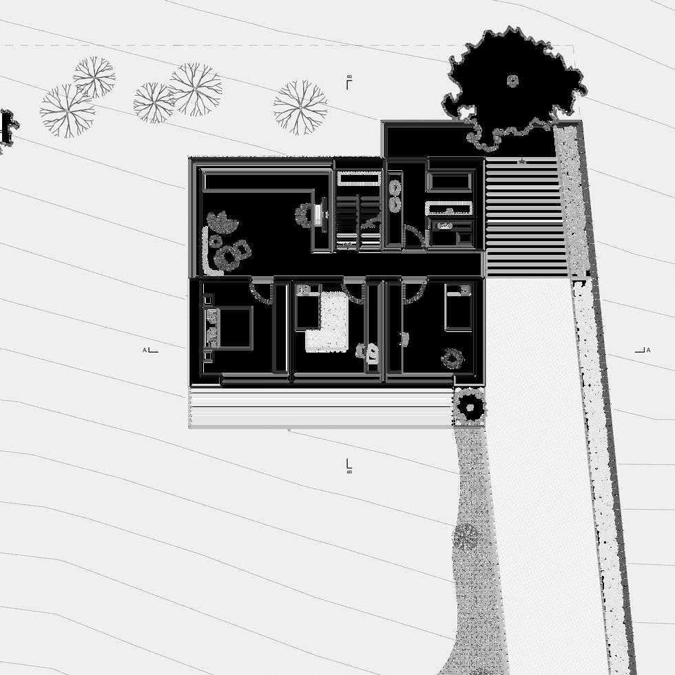 Schulze Utz Architekten - Haus Oehling - OG