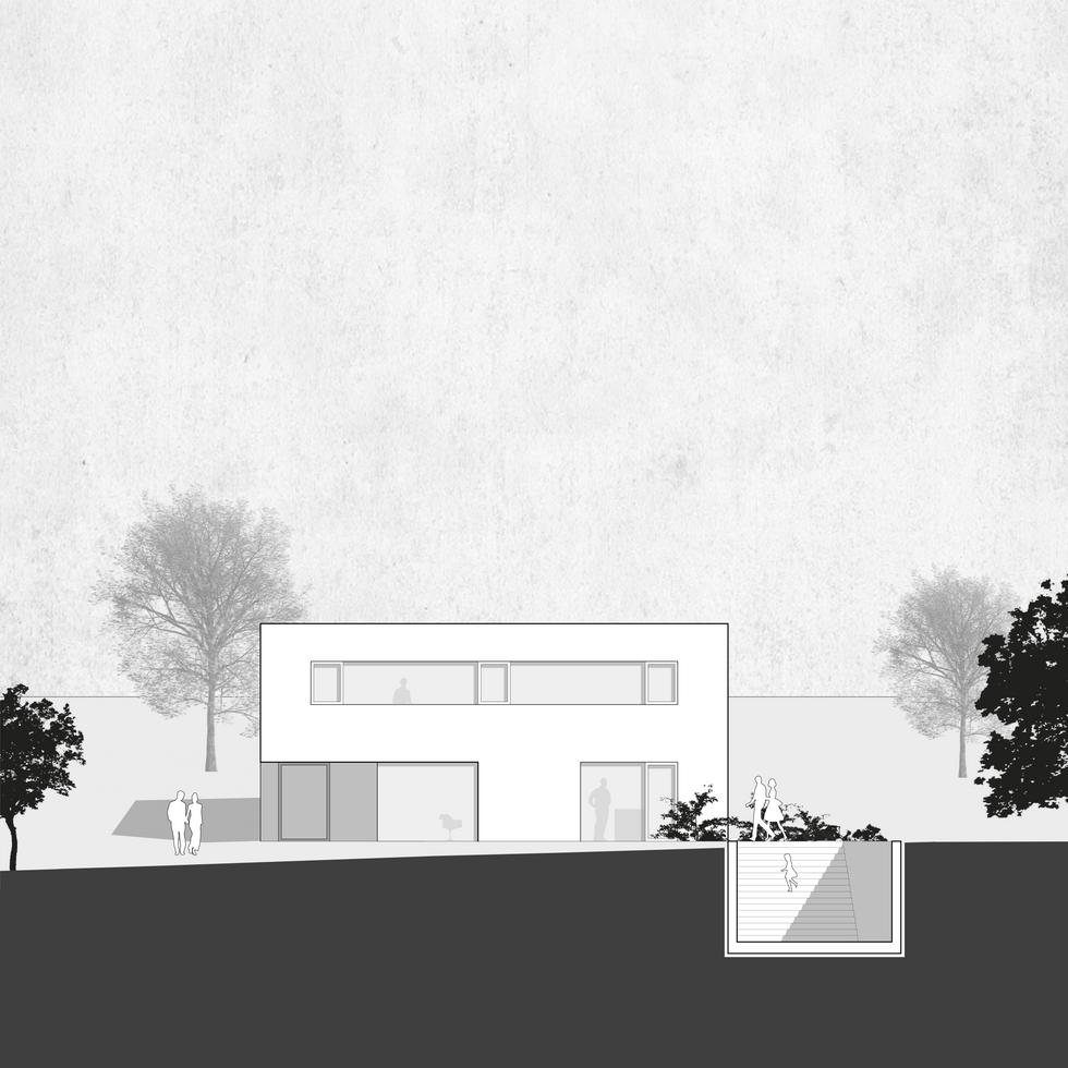 Schulze Utz Architekten - Haus Oehling - AN Süd
