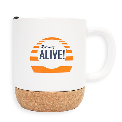 Recovery Alive Travel Mug