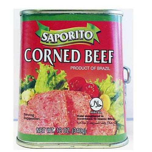 Canned Goods -  Corned Beef Saporito (Code:CB20)