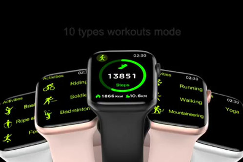 Level 3 SmartWatch (W26 Model)