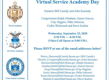 Service Academy Day