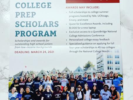 College Prep Scholars Program