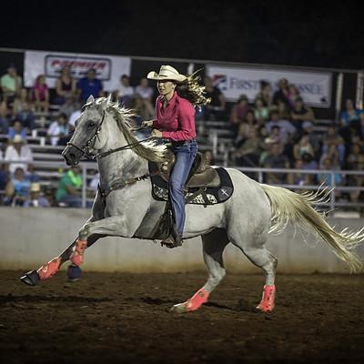 St Jude Rodeo-Brittney Drawdy