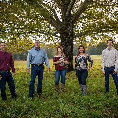 Bell Family Fall