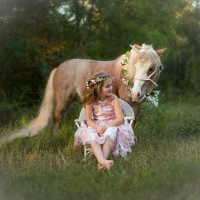Izzie Unicorn Photos