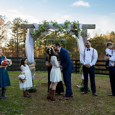 Thomas and Carolina Wedding