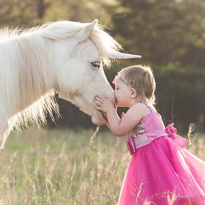 Princess Unicorn Session