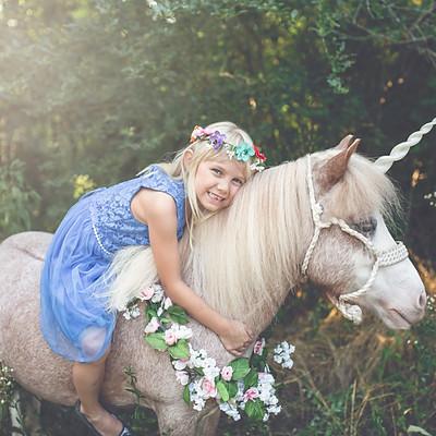 Kassidy Unicorn Photos