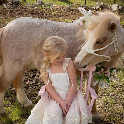 Morgan Taylor Unicorn Session