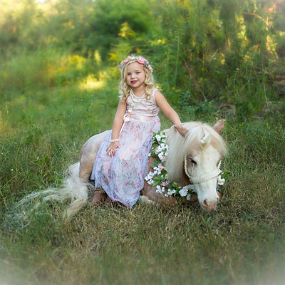 Annabelle Unicorn Session