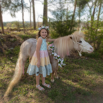 Stephanie Goodrich Unicorn Session