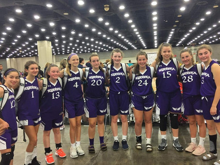 Kyniska 2024 (7-Kelly) Wins Pool & Finishes 5th Overall in Louisville!