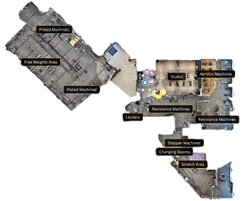3D Interactive Tours - Matterport Floor Plan