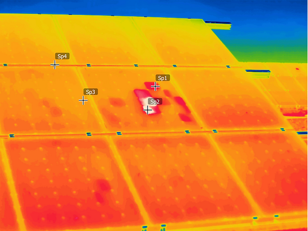 JANASA AERIAL FILMING THERMAL DRONE INSPECTIONS