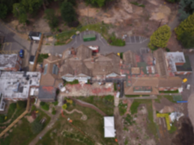 Janasa Aerial Filming Drone Construction Site