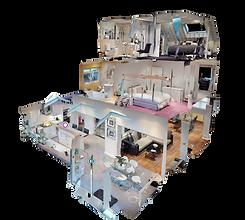 3D Interactive Tours Virtual Tours - Matterport Dollhouse