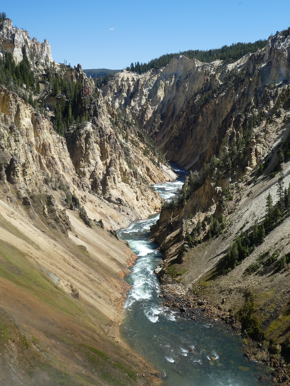 Michelle Audette Grand Canyon of Yellowstone