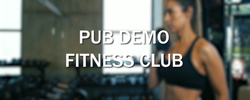 PUBLICITY FITNESS CLUB