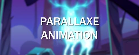 PARALLAX ANIMATION