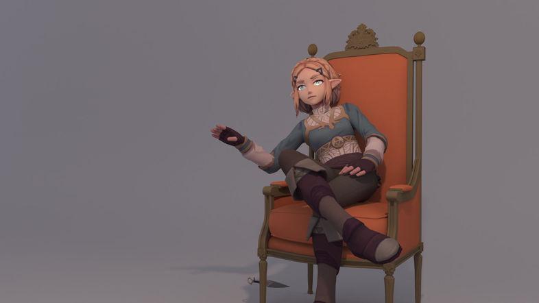 Zelda Dialogue