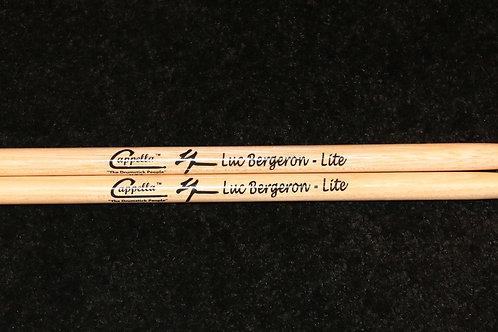 Luc Bergeron Drum Sticks - Lite Model