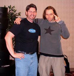 With Marco Minneman