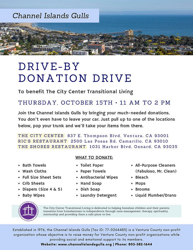Drive-By Donation Flyer TCC - Corrected.
