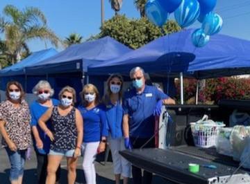 CI Gulls Drive-Up Donation Drive