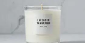 Lavender Tangerine - Classic Candle 10 oz