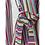 Thumbnail: Handwoven Cotton Jacket - Rainbow