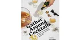 Gather Around Cocktails Book