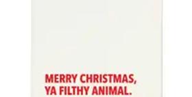 Filthy Animal Coaster