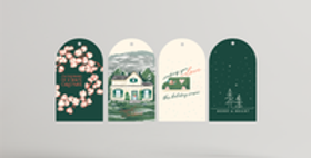 Set of 10 Gift Tags
