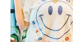 Love Today Smiley Face Tee